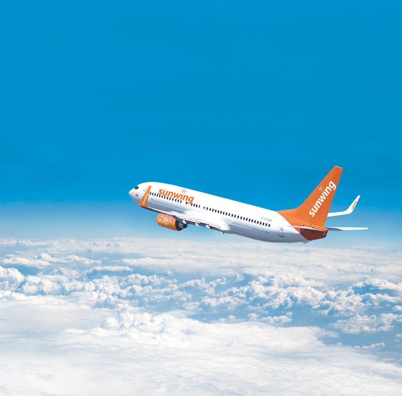 Photo of Iniciará vuelos desde Montreal y Toronto, Canadá, la aerolínea Sunwing: Sector Guerrero.