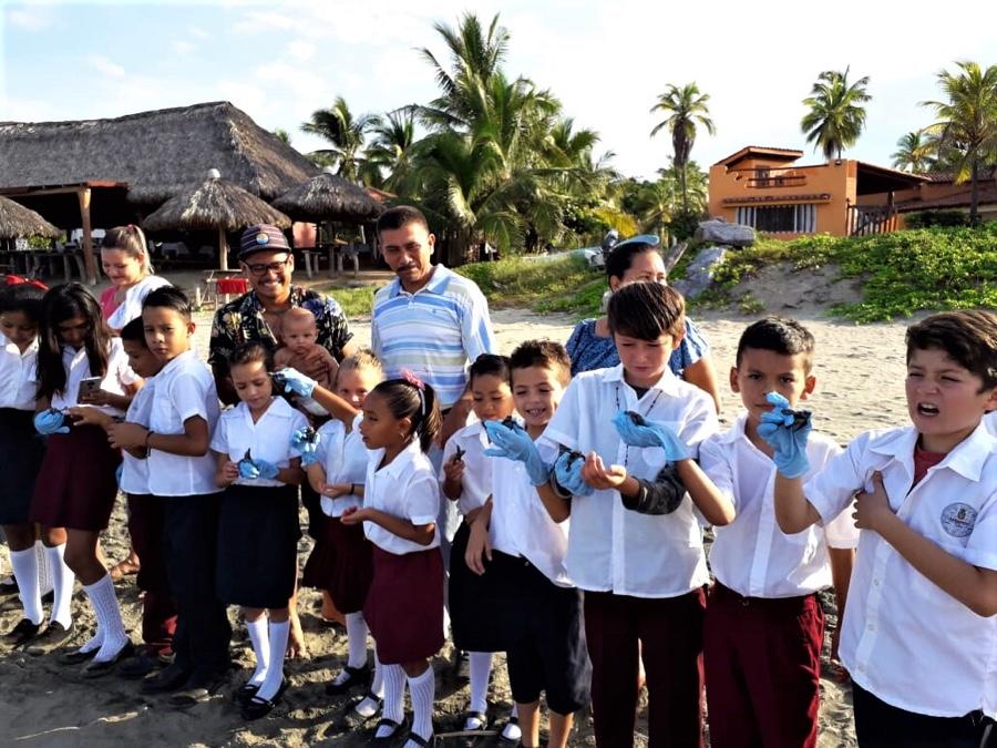 Photo of Campamento tortuguero de Troncones sin apoyo oficial