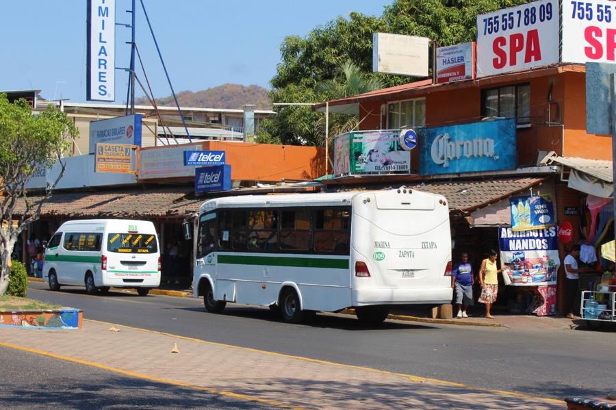 Photo of Casi nula, la cultura de la denuncia por abusos en el transporte público