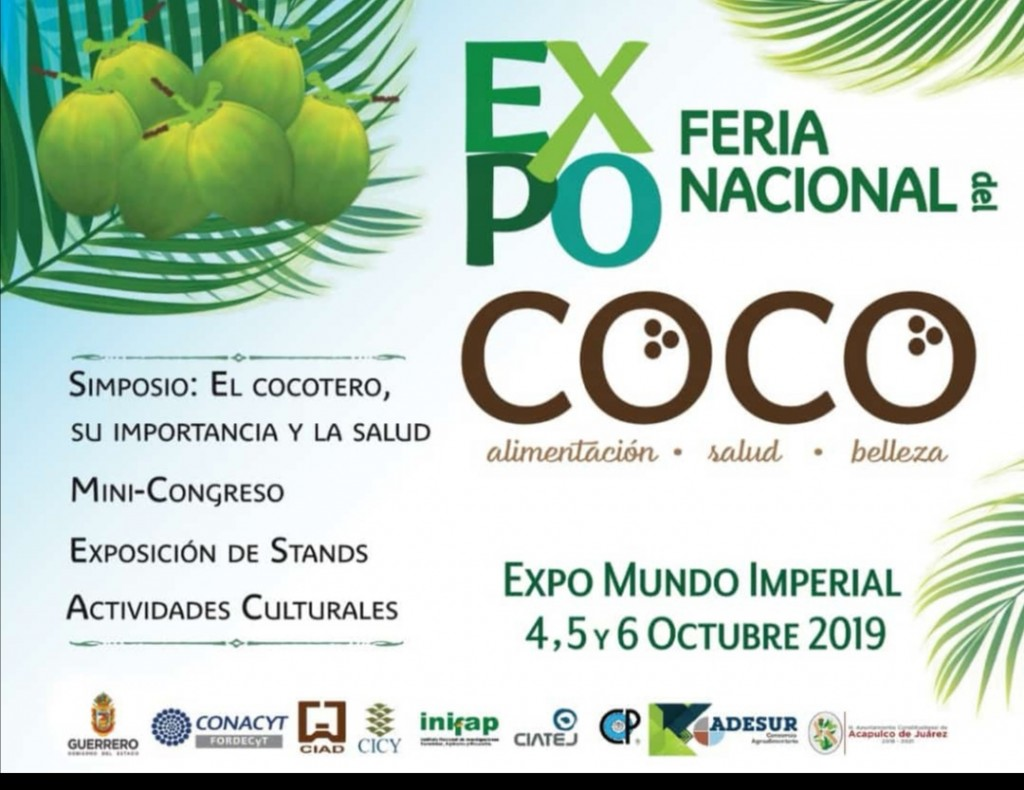 Photo of Anuncia Sefodeco la Expo Feria Nacional del Coco