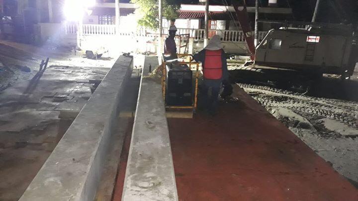 Photo of La obra del muelle principal de Zihuatanejo que construye el Gobierno del Estado de Guerrero avanza