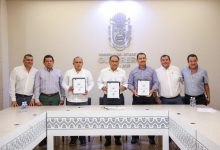 Photo of En convenio entre Gobierno de Guerrero, Ayuntamiento de Cocula y minera Media Luna, se Pavimentará tramo carretero en Cocula