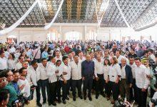 Photo of Inaugura Gobernador Astudillo actividades culturales, deportivas y académicas por el aniversario del SUTCOBACH