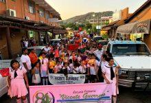 """Photo of Gran convivencia entre padres y alumnos de la """"Vicente Guerrero; en su 84º aniversario"""""""